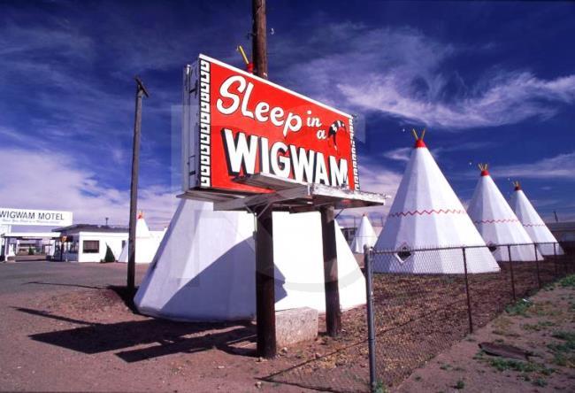 Realy wigwam hotel 2
