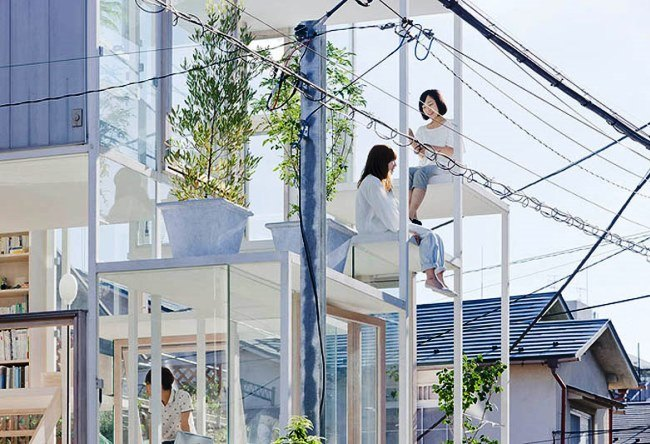 Clear House in Tokyo 2