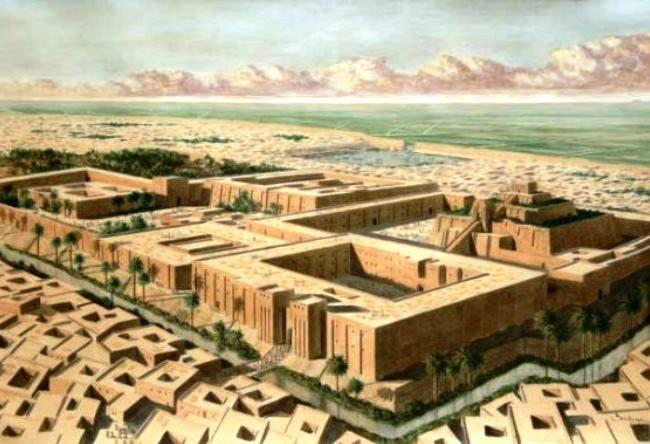 The ancient Sumerians state 2