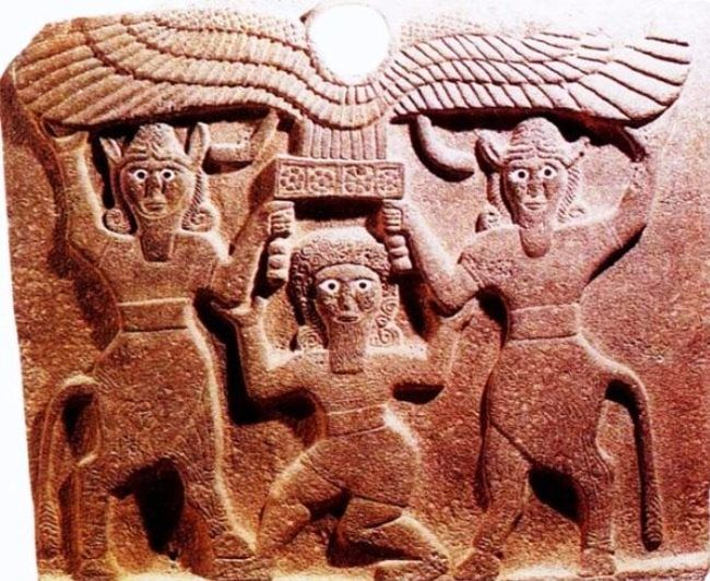 The ancient Sumerians state 3