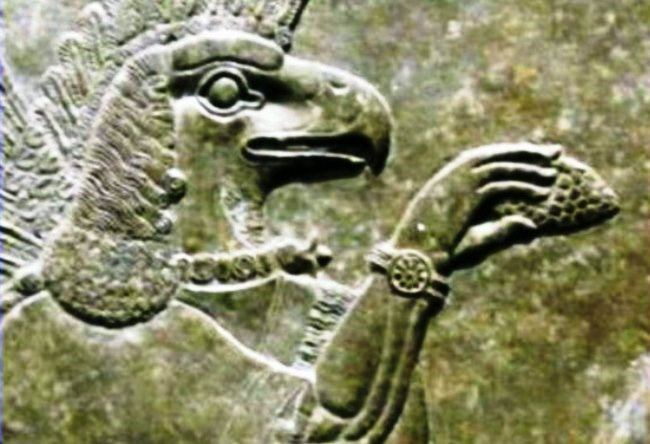 The ancient Sumerians state 5