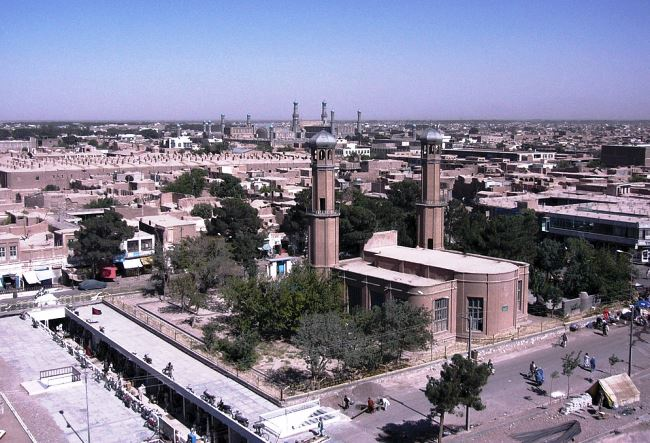 Zarathustras homeland is the ancient Balkh city 3