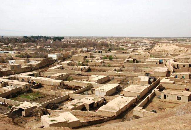 Zarathustras homeland is the ancient Balkh city 4