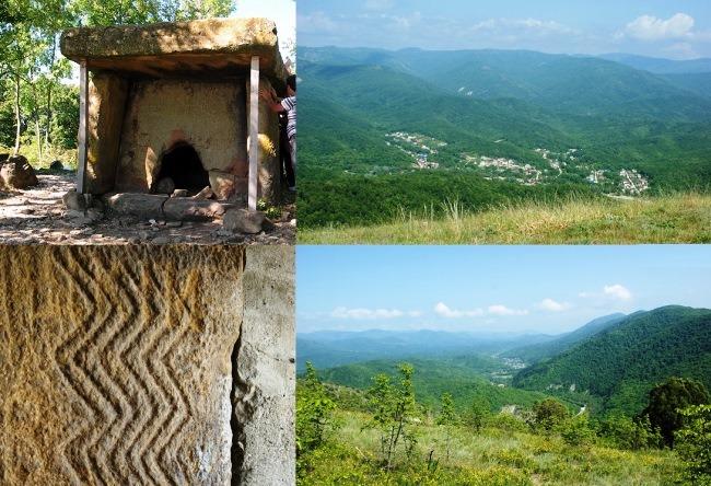 Mount Nexis dolmens 5