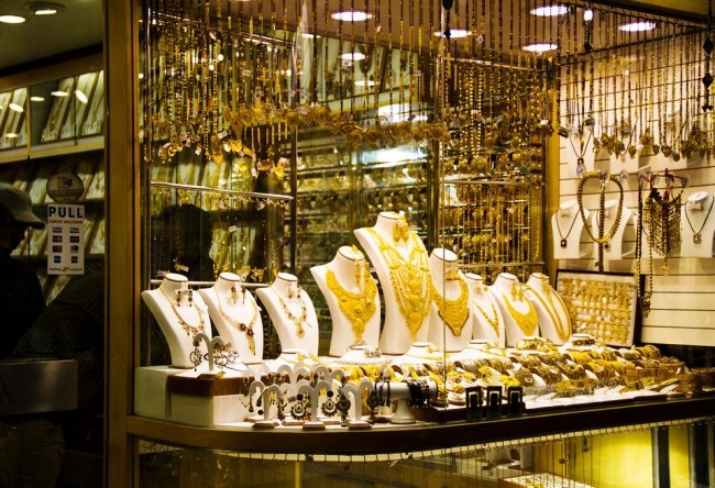Gold Souk All Gold in Dubai 2