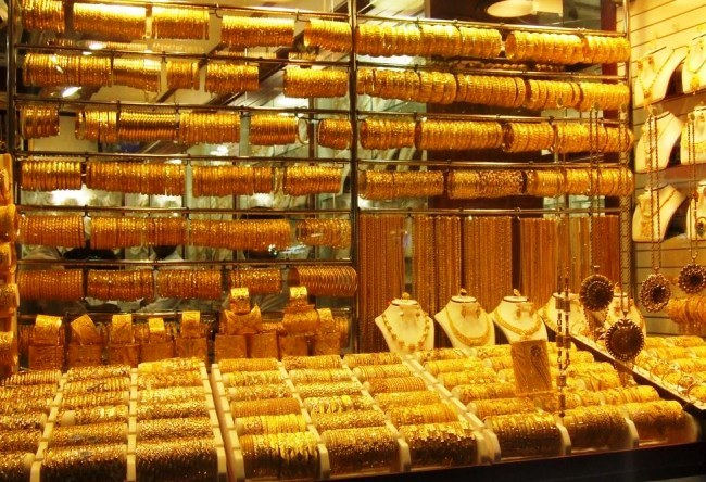 Gold Souk All Gold in Dubai 3