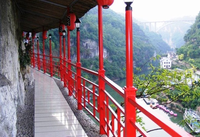 Hanging restaurant Fangweng 3