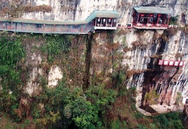 Hanging restaurant Fangweng 5