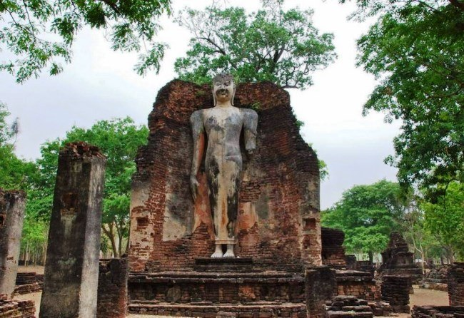 Kamphaeng Phet town  a historical nook of Thailand 5
