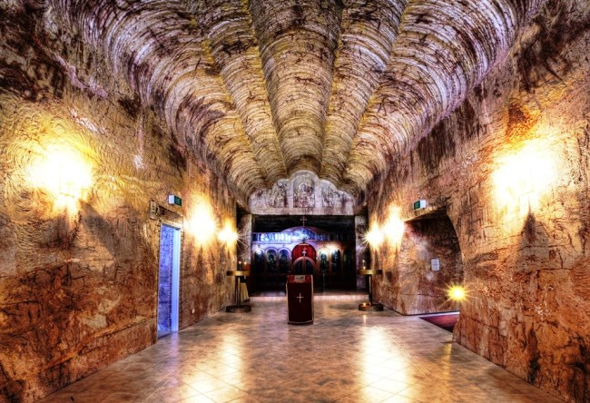 1481.австр. Подземный город Кубер-Педи 2