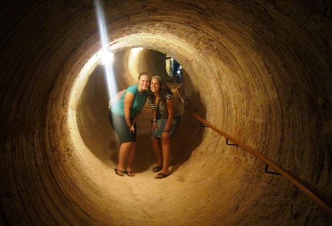 1481.австр. Подземный город Кубер-Педи 4