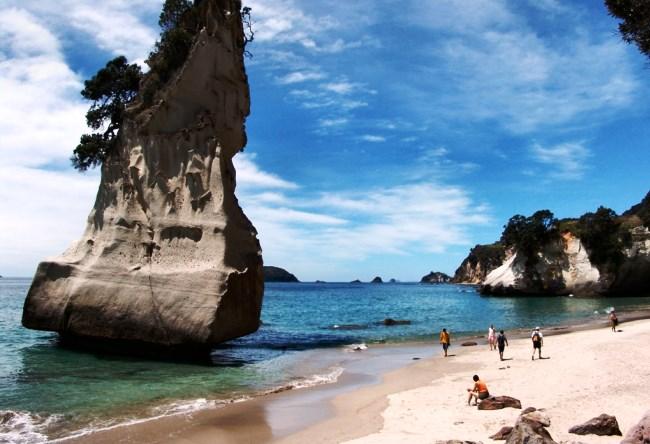 Уникальный пляж с подогревом или природный спа-салон 4