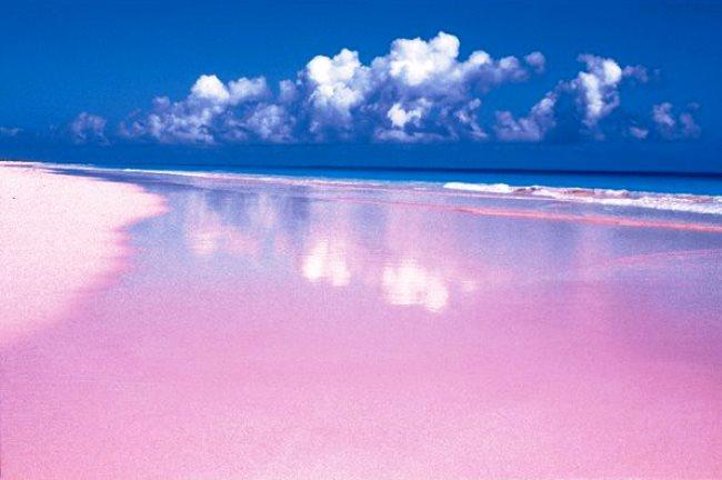 Пляж с самым белым песком в мире 4