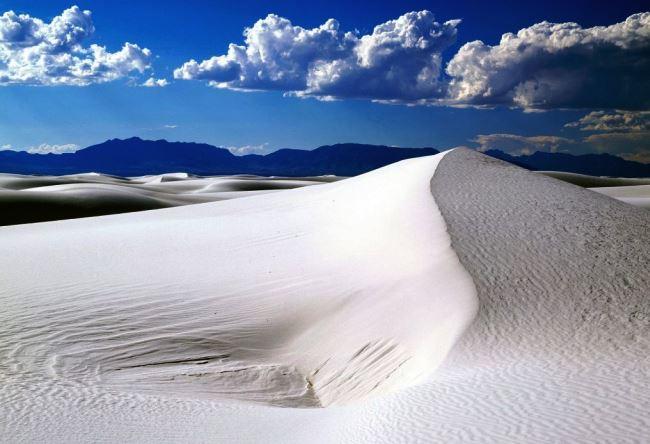 Пляж с самым белым песком в мире 5