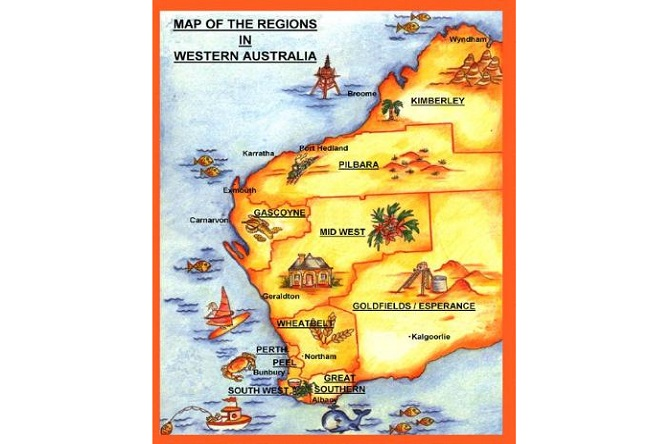Чудеса Западной Австралии