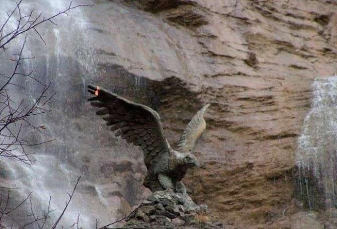Курорты Европы Крым водопад Учан-Су 5