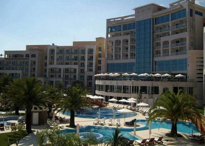 Лучшие отели Черногории 2