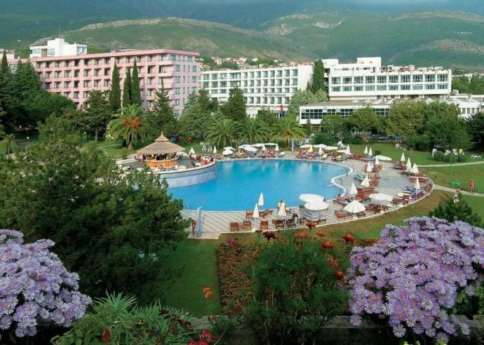 Лучшие отели Черногории 3