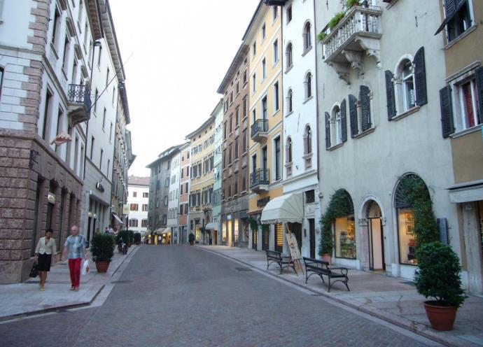 Отдых в Италии  Тренто 2