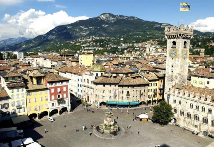 Отдых в Италии  Тренто 5