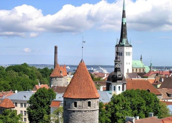 Путешествие в Эстонию 2