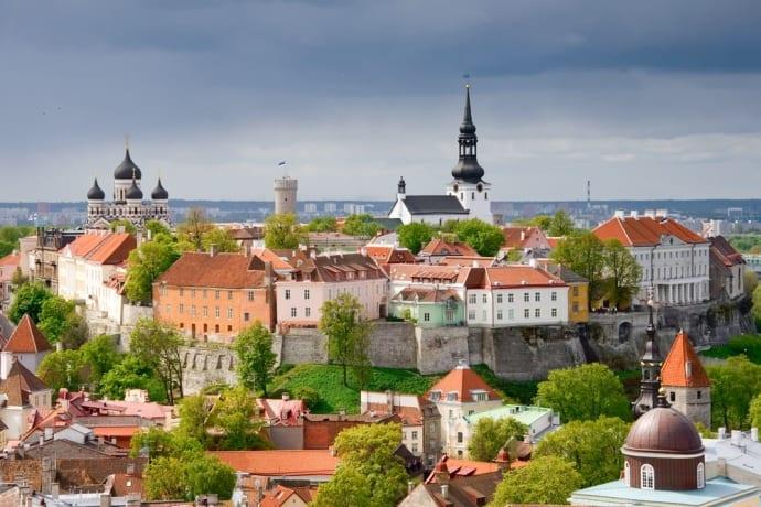 Путешествие в Эстонию 3