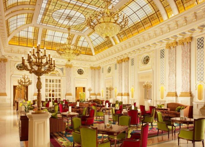Самый старый отель Киева 2