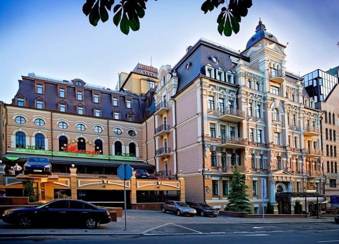 Самый старый отель Киева 3