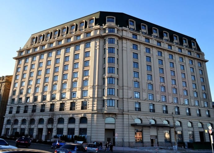 Самый старый отель Киева 5