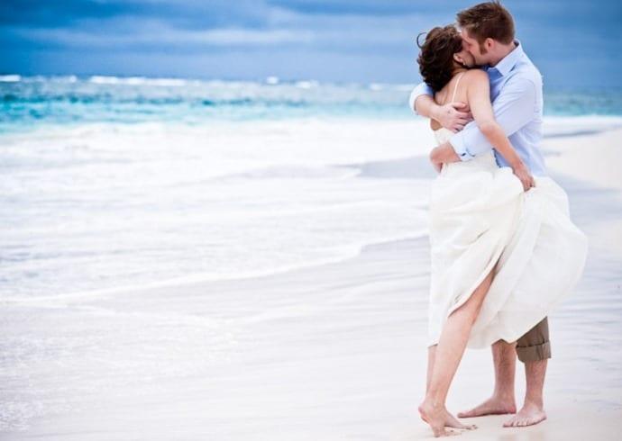 Свадебное путешествие и церемония на курорте 3