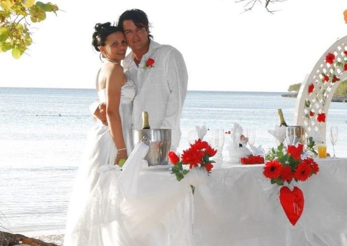 Свадебное путешествие и церемония на курорте 5