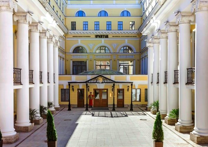 Отели Санкт-Петербурга привлекают постояльцев специальными предложениями 2