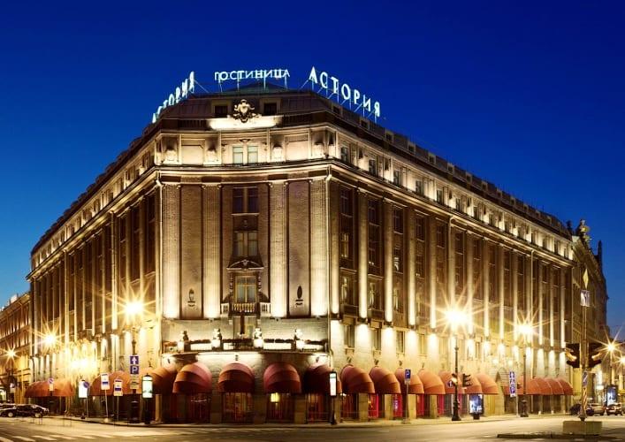 Отели Санкт-Петербурга привлекают постояльцев специальными предложениями 5