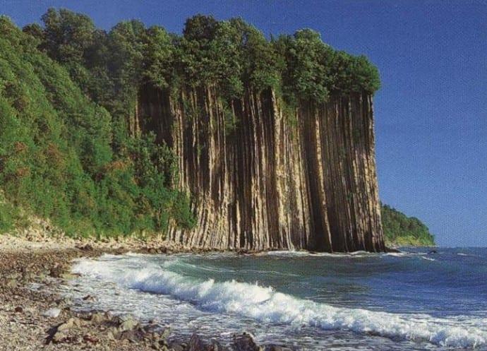 Отдых в Туапсе или путешествие к Бриллиантовой скале 3