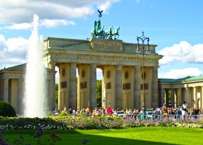 Берлин чем он привлекает туристов 3