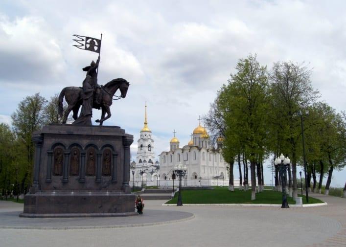 Древняя красота и современный комфорт Владимир 2