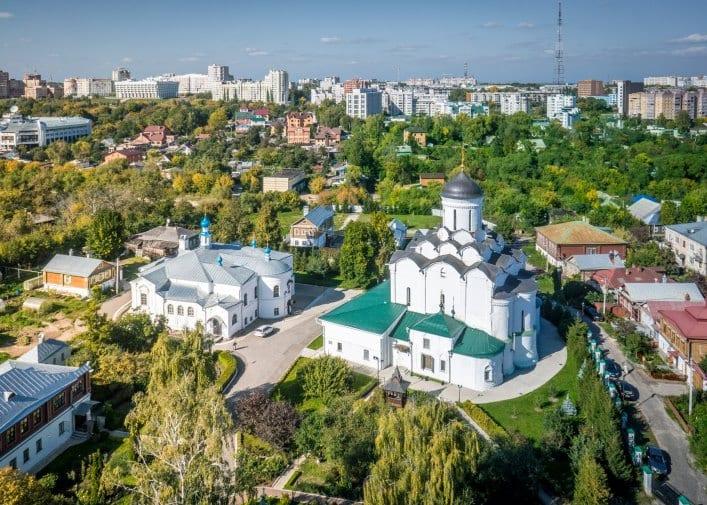 Древняя красота и современный комфорт Владимир 4