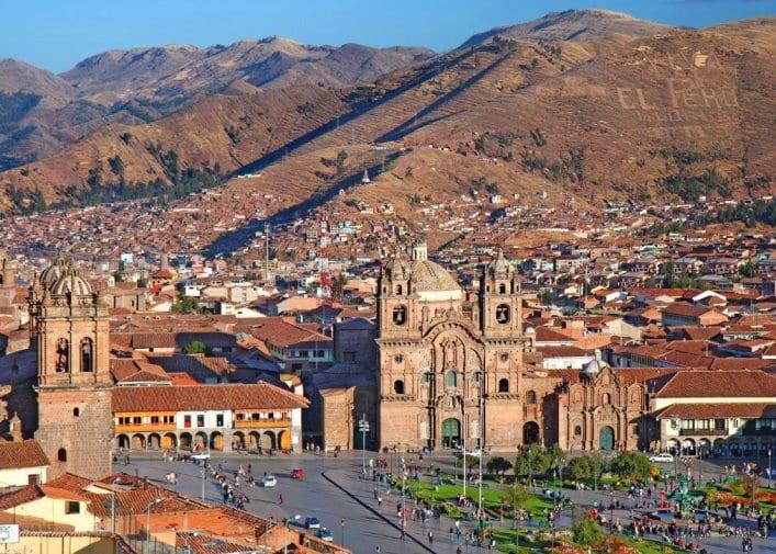 Перу страна инков 4