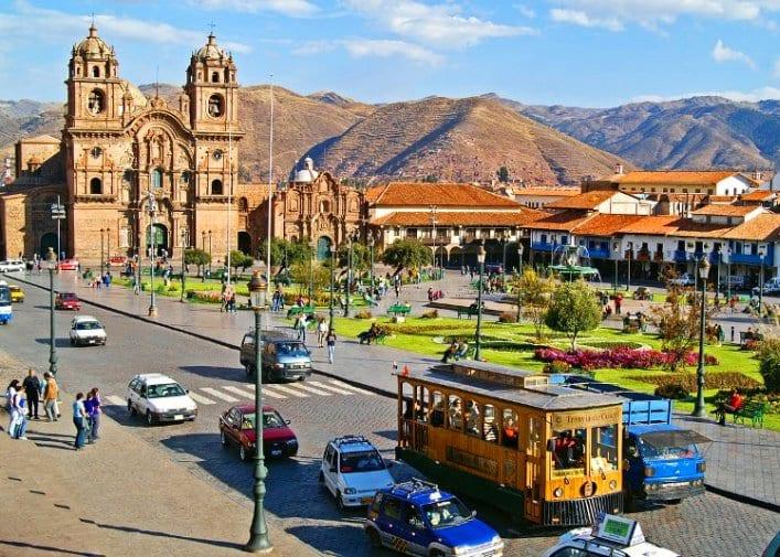 Перу страна инков 5