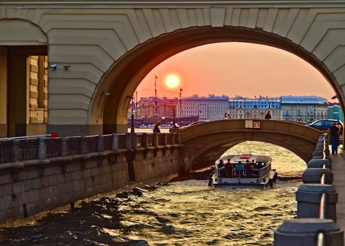 Прогулки по каналам Петербурга 5