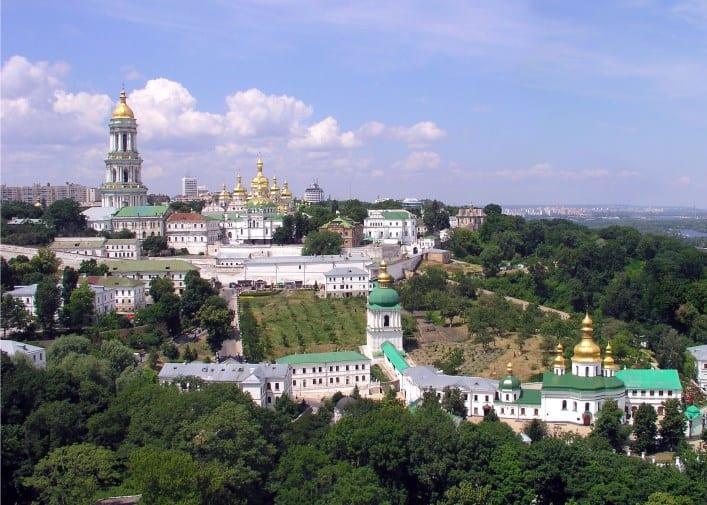 Столица Украины Киев 3