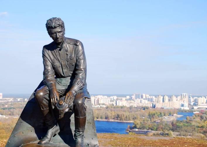 Столица Украины Киев 4