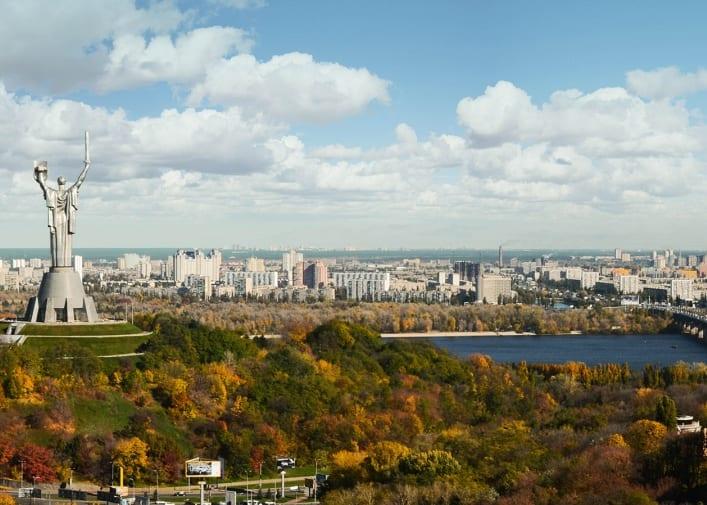 Столица Украины Киев 5