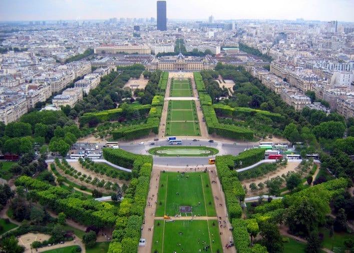 Топ 5 важнейших достопримечательностей Парижа