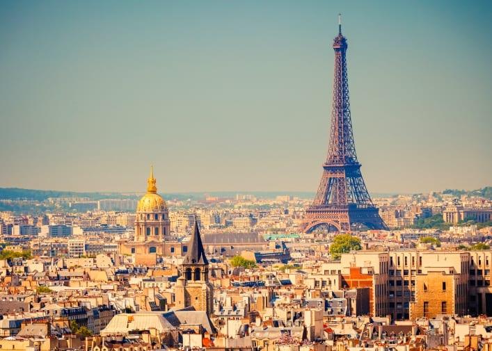 Топ 5 важнейших достопримечательностей Парижа 5