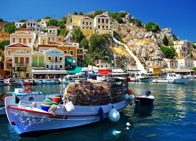 Отдых в Греции осенью 4