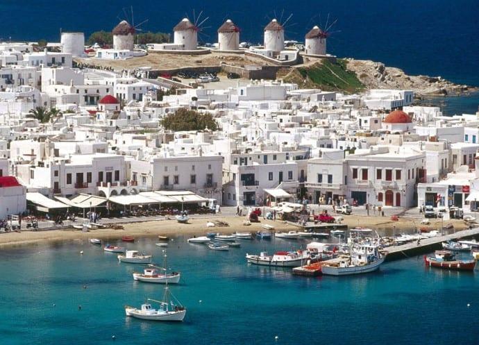 Отдых в Греции осенью 5