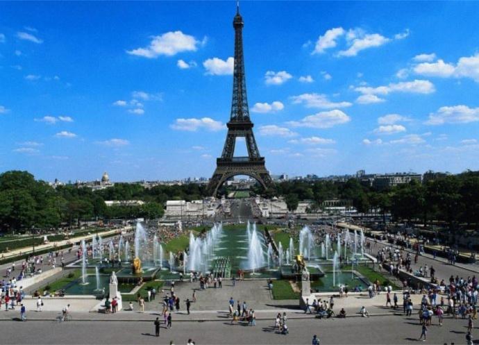 Путешествие во Францию 3