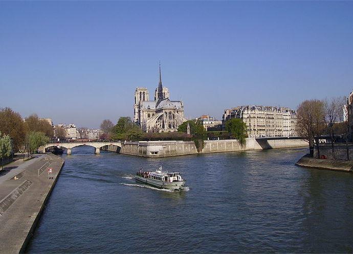 Путешествие во Францию 4