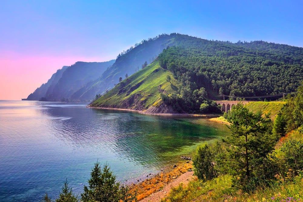 Происхождение озера Байкал